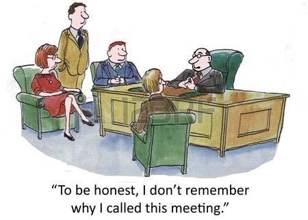 Meetingforgetfulness